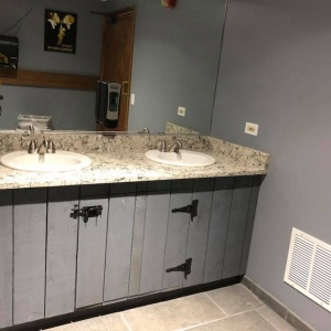 Commercial Bathroom Remodel 1