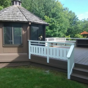 Deck Repair and Paint 2